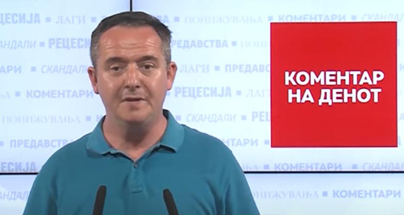Граѓаните имаа дополнителни трошоци за вакцини поради неспособноста на двоецот Филипче-Заев, вели Николов
