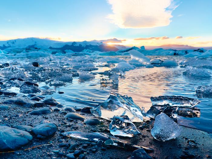На Исландските глечери им се заканува целосно исчезнување