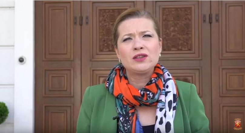 Василевска: Повлекувањето од реформата на Царовска и Заев е пораз на нивните политики и победа на разумот и вистината