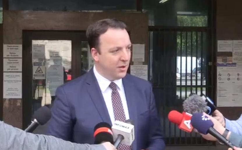 Александар Николоски ќе ја предводи делегацијата на ВМРО-ДПМНЕ за Илинден во Крушево