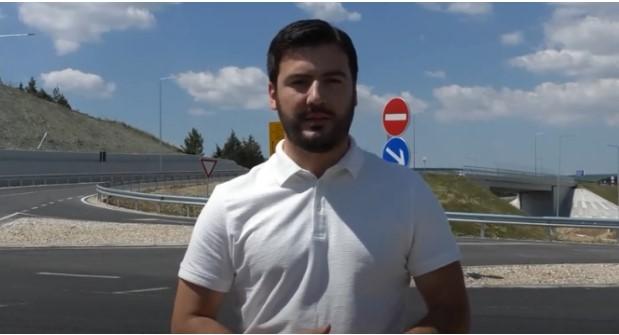 Јорданов: Експресниот пат Штип – Радовиш е еден од низата незавршени проекти на СДСМ кои ги започна ВМРО-ДПМНЕ