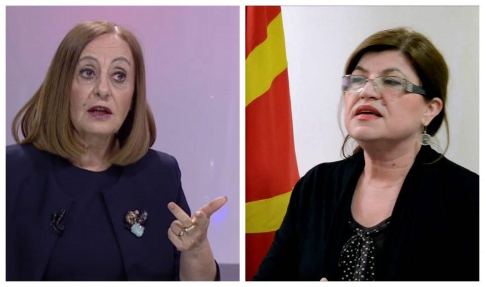 ВМРО-ДПМНЕ: Со Кацарска и Иванова Заев од судот прави форум на пензионери на СДСМ