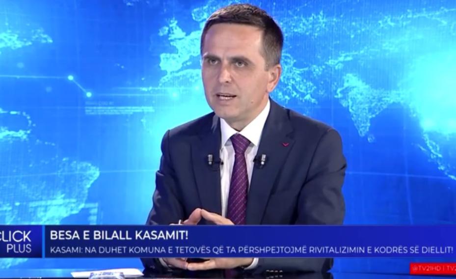Касами: Министрите на ДУИ се смешни, многу ветуваат пред избори, а потоа ништо не прават