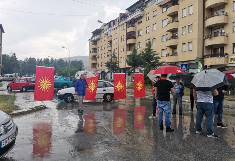 Јаќимоски: Кичево и кичевчани како и секогаш на барикадите