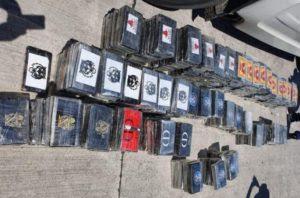 Одреден притвор за македонскиот државјанин кој беше фатен со 324 килограми кокаин во Албанија