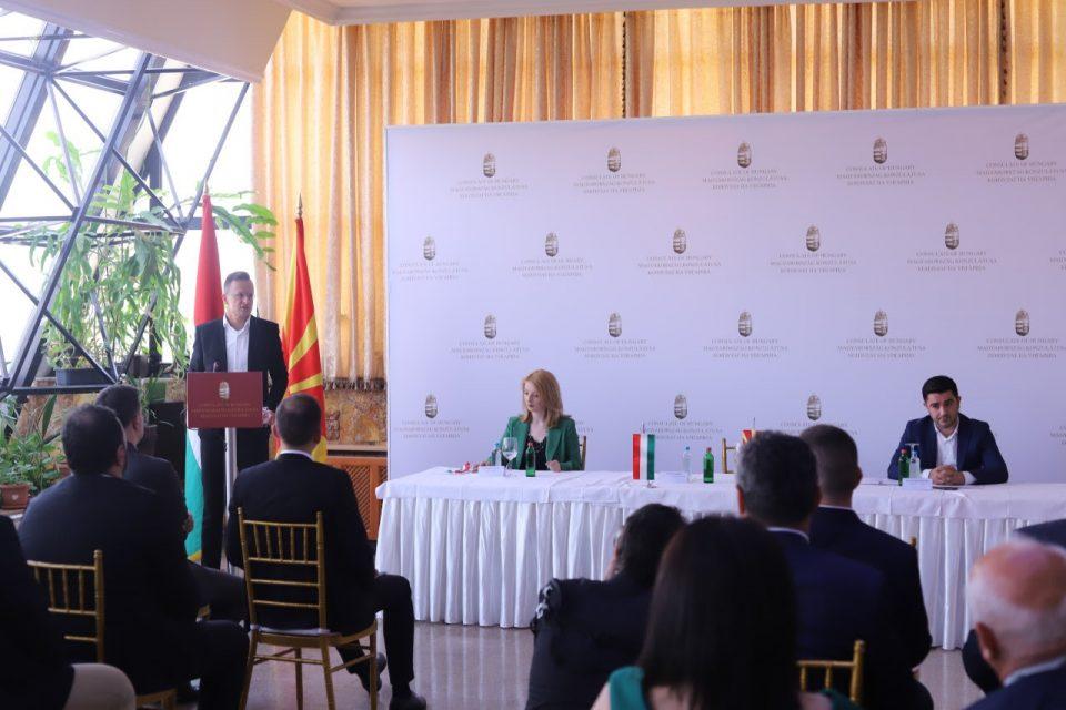 Во Штип отворен Почесен конзулат на Унгарија
