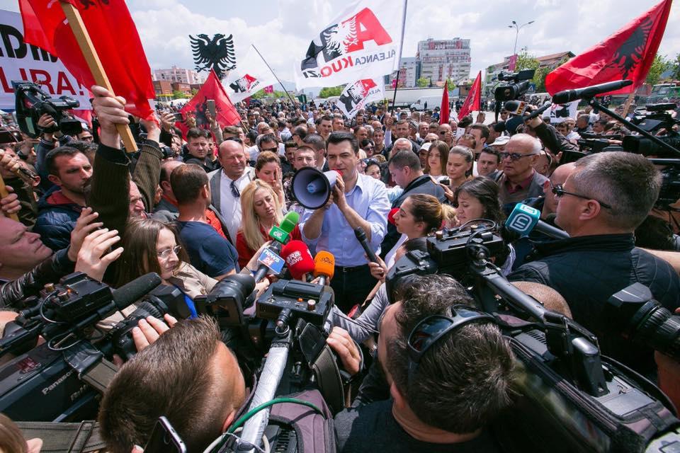 Најголемата албанска опозиција утре избира нов лидер