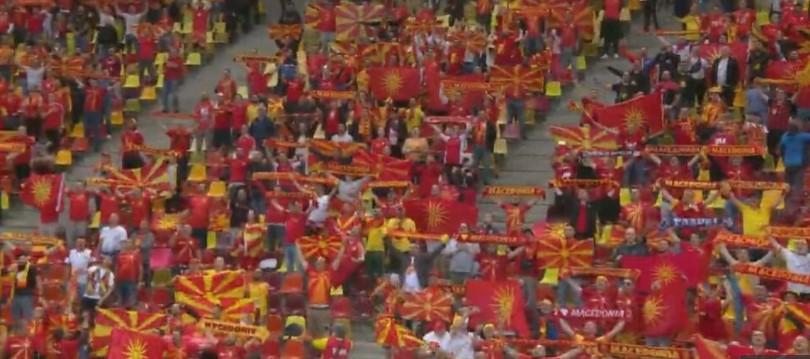 (ВИДЕО) Ќе се наежите: Во Букурешт ечеше македонската химна