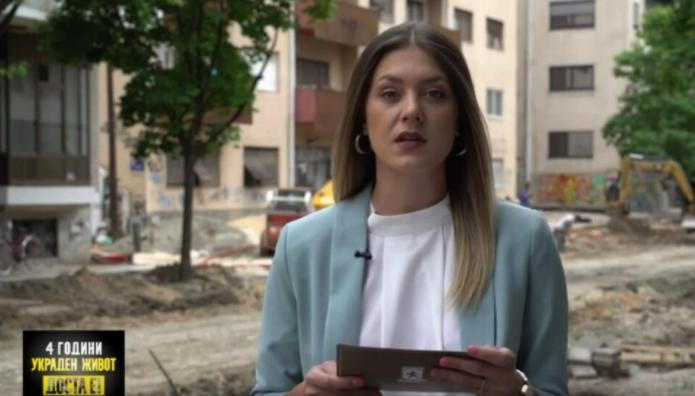(ВИДЕО) Митева: Шилегов и Богдановиќ го уништуваат зеленилото во Скопје