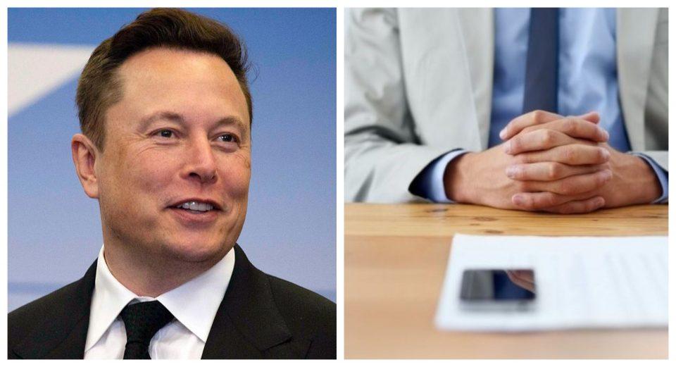 """Кое прашање им го поставува Маск на кандидатите кои сакаат да работат во """"Тесла"""" или """"Спејс икс""""?"""