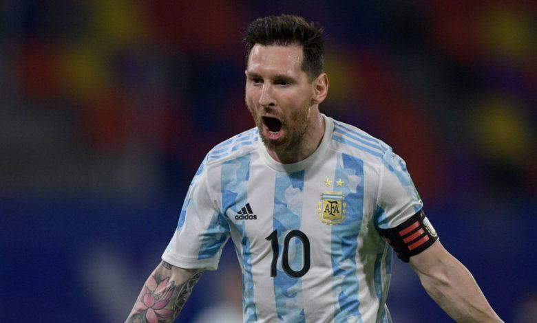 (ВИДЕО) Меси со рекорден 39. гол за Аргентина на официјален натпревар