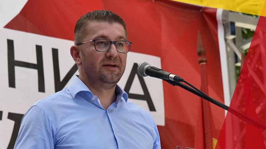 Мицкоски: Спасовски ме нападна, ме навредуваше се посрамоти и си отиде