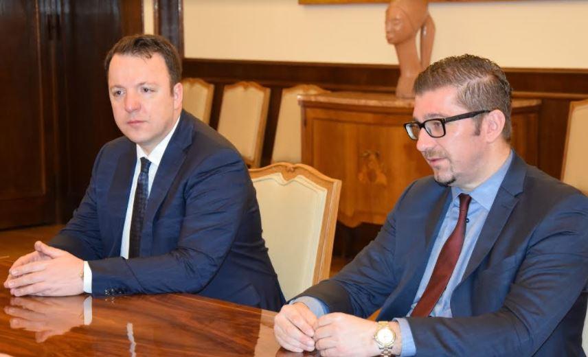 Мицкоски во Брисел на политички средби, и на парламентарното собрание на ЕПП