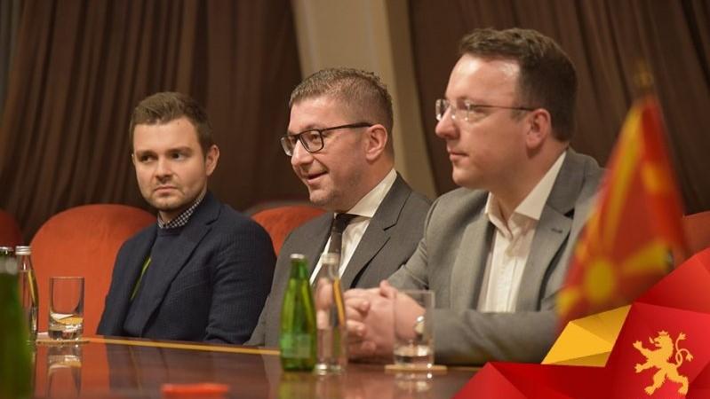 Мицкоски денеска и утре во Брисел на средби со европски лидери и учество во ЕПП