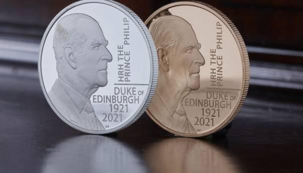 Британија претстави монета со ликот на принцот Филип