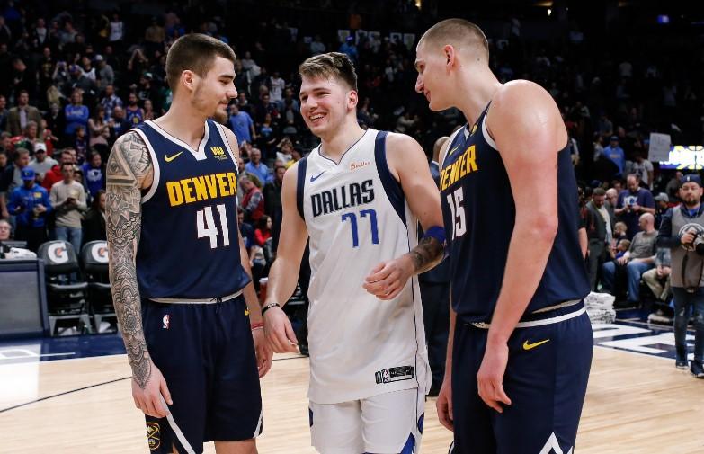 Балканците ја освојуваат НБА-лигата