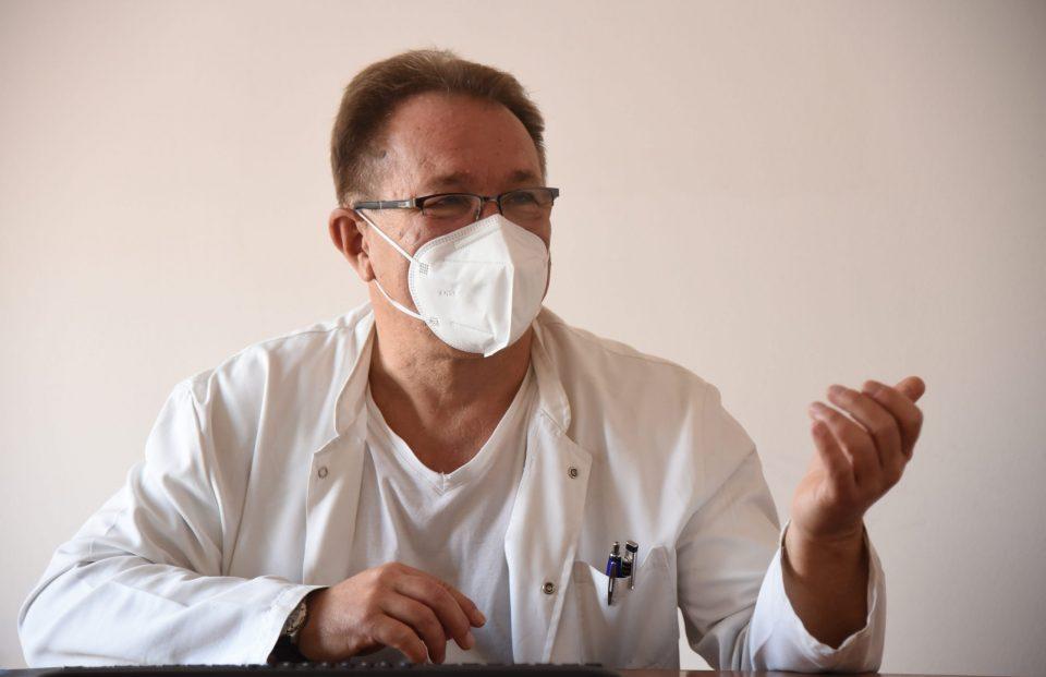 Беќаровски: Во моментов доминира стомачен вирус, последиците од Ковид-19 се катастрофални