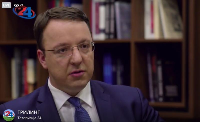 Николоски: Македонија со Заев нема да добие датум