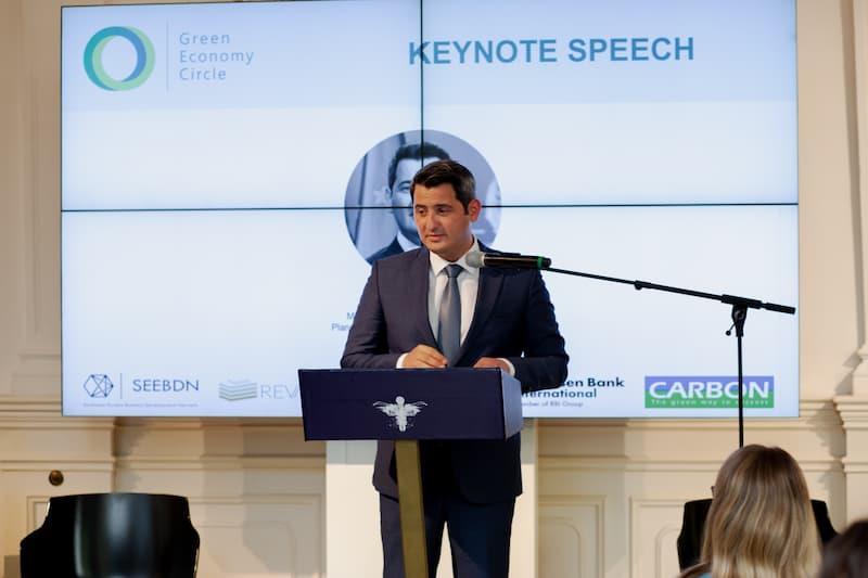 Нуредини: Креираме и реализираме применливи зелени политики