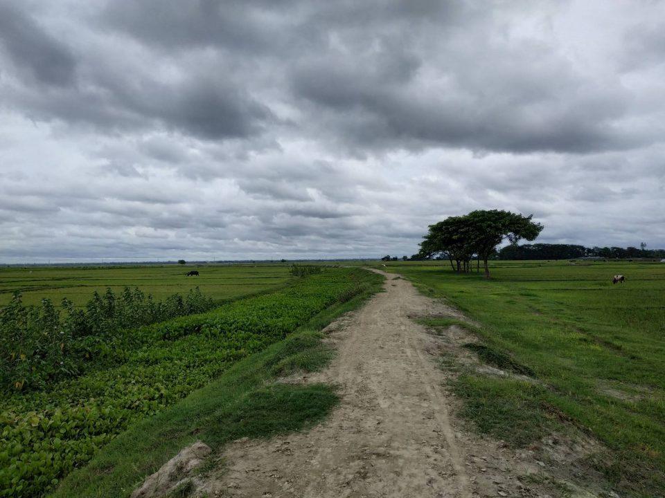 Променливо облачно и посвежо време