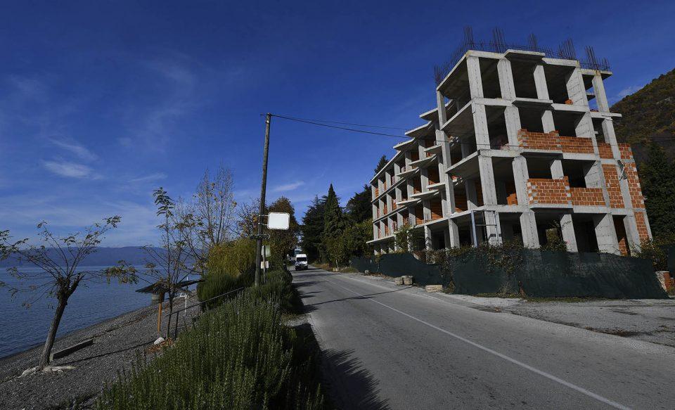 Девет години не е урната ниту една дивоградба во Струга, а се легализирало и со некомплетна документација