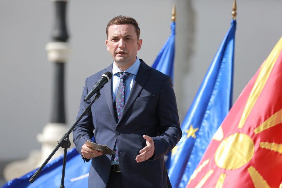 Османи на министерски состанок за надворешни работи со земјите од Вишеградската група и Западен Балкан