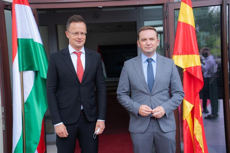 Денеска  отворање на Почесниот конзулат на Унгарија во Штип