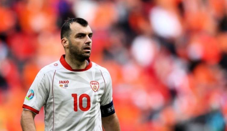 Пандев: Чест ми беше да го носам македонскиот дрес 20 години