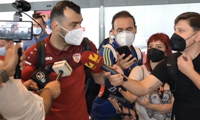Пандев: Жал ми е што не освоивме барем бод, но оваа генерација ќе има уште можности да ги израдува македонските навивачи
