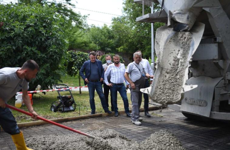 Град Скопје почнува со реконструкција на патеките во новиот дел на Градскиот парк