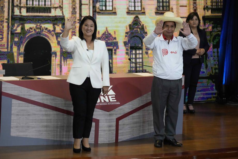 Претседателски избори во Перу