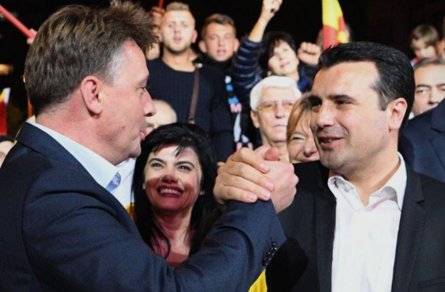 Николоски: Шилегов е убедливо најнеспособниот градоначалник на Град Скопје