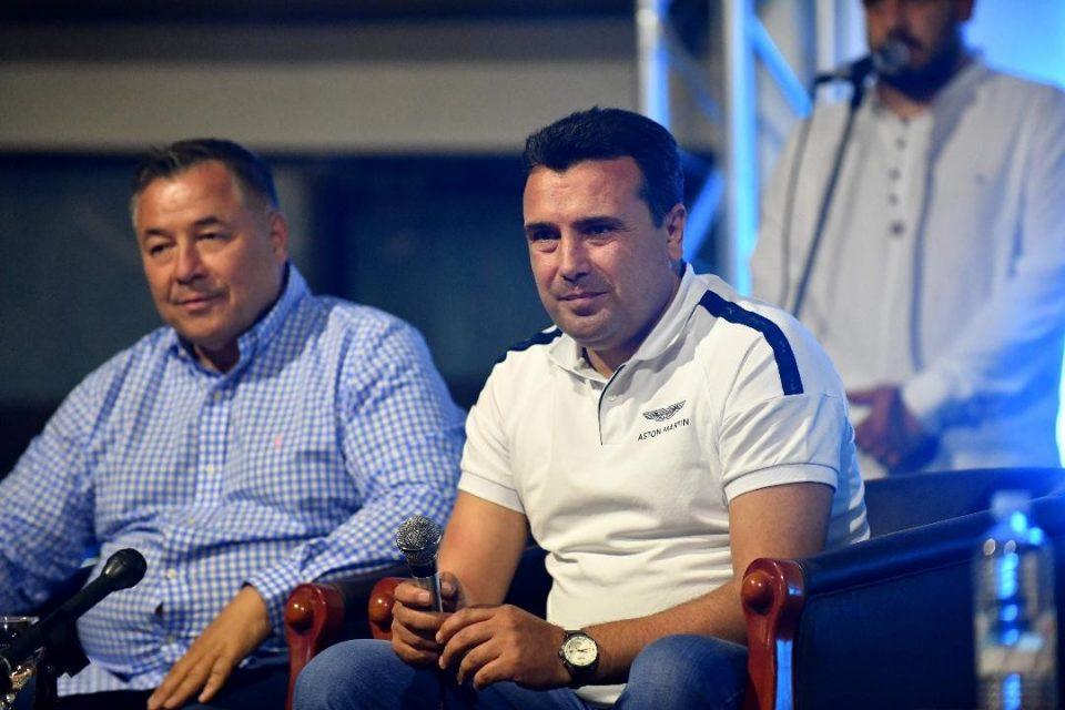 """Заев ги кани полските туристи во Македонија со кампањата """"Безбедно како дома"""""""