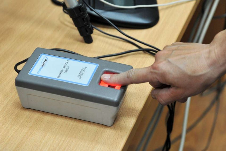 ДИК објави нов тендер за апарати за отпечаток од прст вреден 12 милиони евра