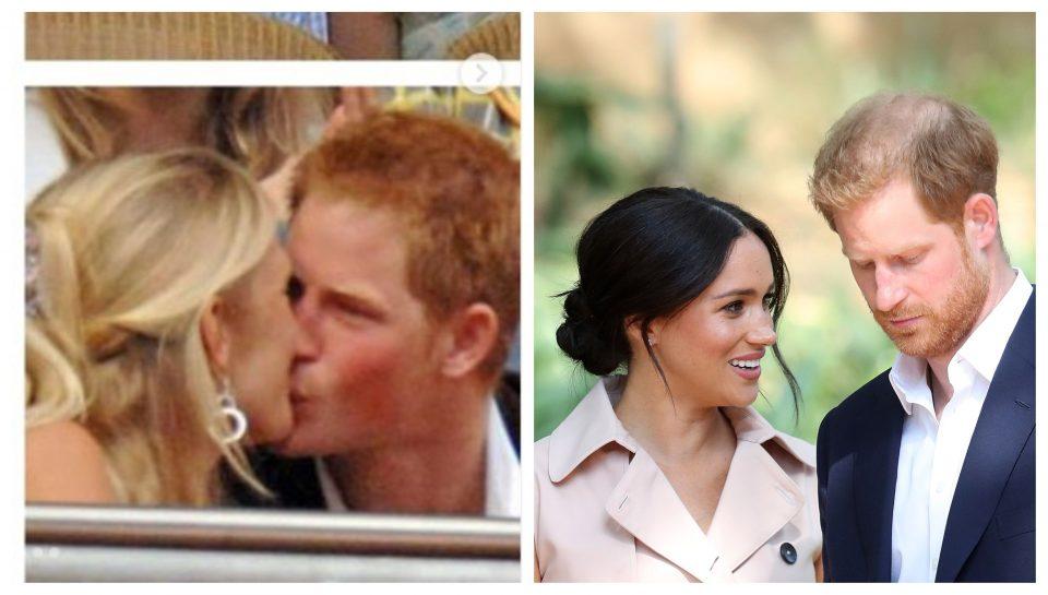 Ден пред венчавката со Меган: Принцот Хари и плачел на бившата на телефон