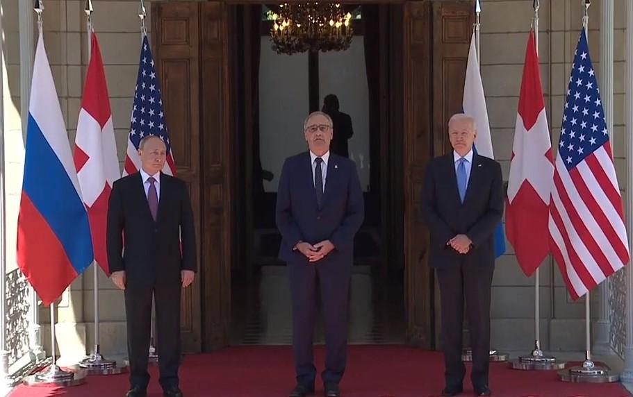 (ВИДЕО) Почнува самитот САД – Русија во Женева