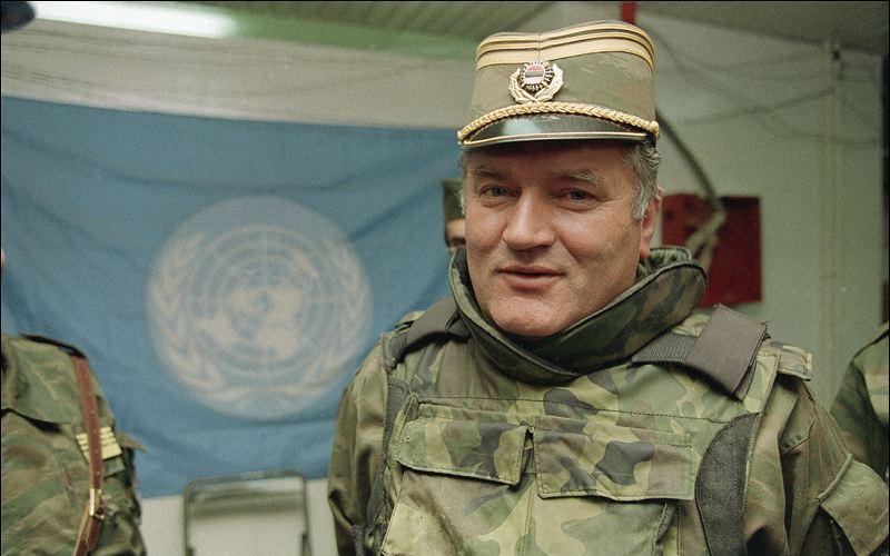 Денеска конечна пресуда за Ратко Младиќ