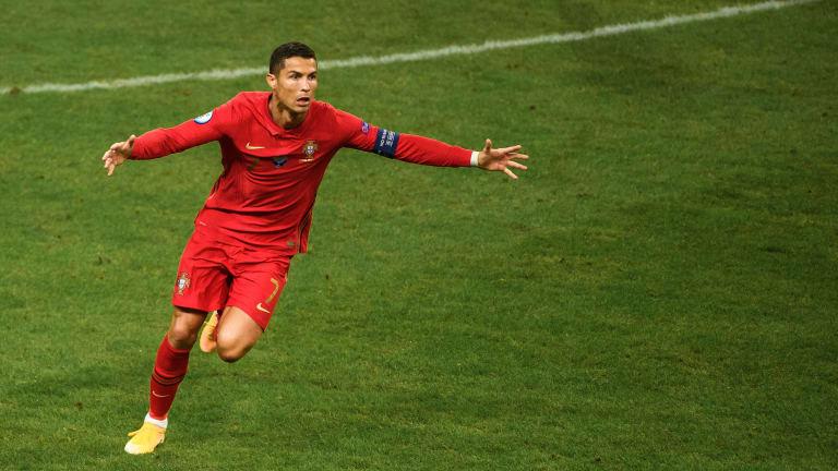 (ВИДЕО) Роналдо промаши цел гол