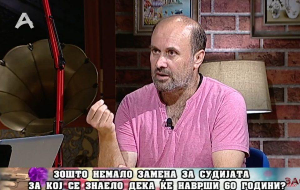 Обиен станот на новинарот Саше Димовски: Веројатно знаеле што барале