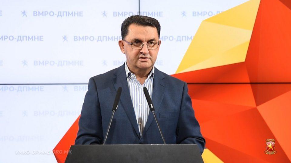 Славески: Власта ветуваше 5% раст на БДП, но оствари само 0.7%