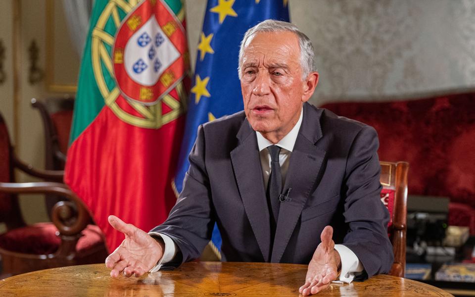 Португалскиот претседател во официјална посета на Бугарија