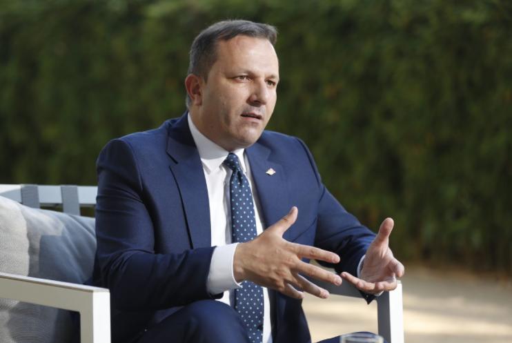 Спасовски: Пожарите можеме да ги спречиме сите заедно