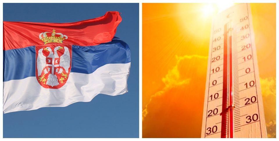 Србија го урива рекордот: Денеска најтопол ден од јуни во последните сто години