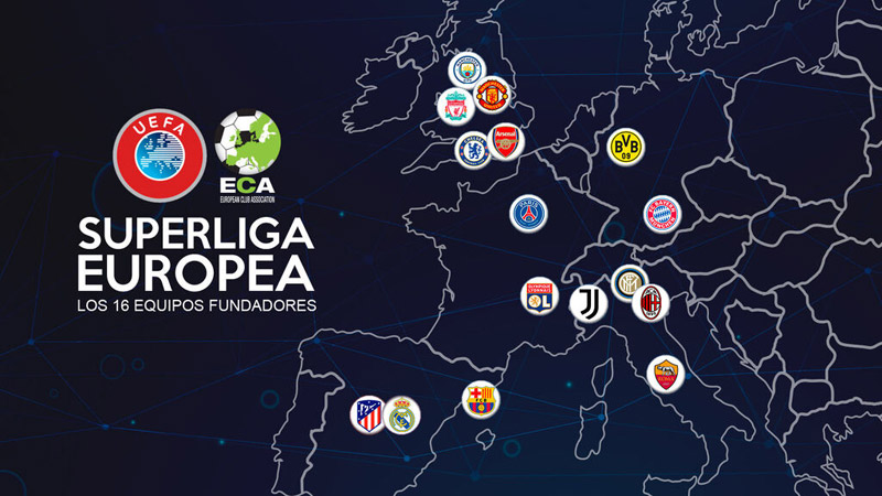 Перез: Суперлигата продолжува да постои, клубовите изгубија осум милијарди евра