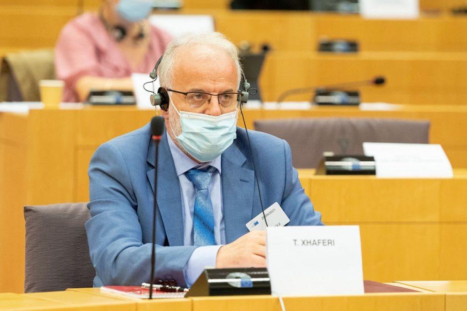 Стојаноска: Интерпелацијата на Џафери е бидејќи се однесува како сопственик на Собранието