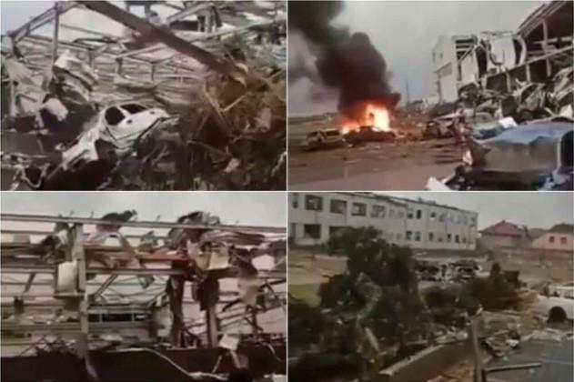 (ВИДЕО) Застрашувачко торнадо ја погоди Чешка – тројца починати, најмалку 150 повредени
