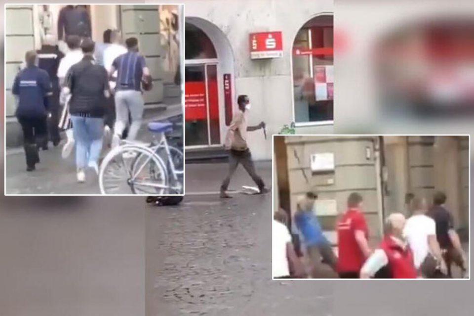 Детали за тројното убиство во Германија