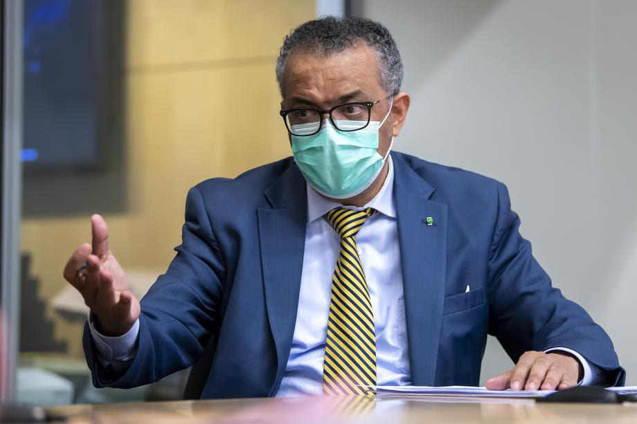 """Заложбата за вакцини на Г7 за ковид-19 """"не е доволна"""", вели шефот на СЗО"""