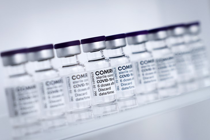 САД ќе донираат 750.000 дози вакцини на Тајван