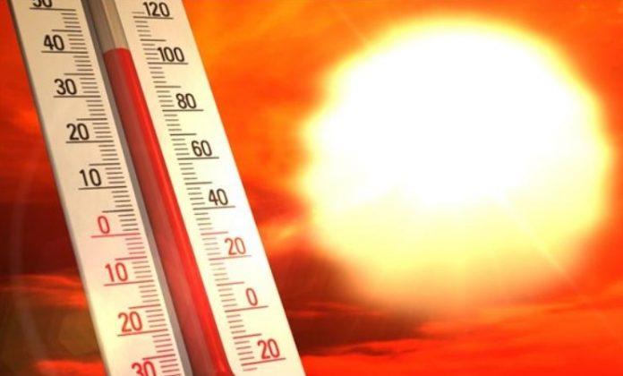 Рекордно високи температури во северозападниот дел на САД